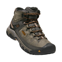 Keen Targhee III Mid WP Mens Hiking Boots - Black Olive