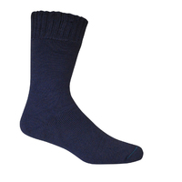 Bamboo Textiles Extra Thick Socks Navy image