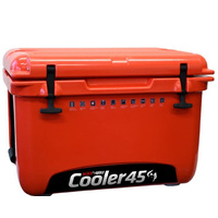 Blackwolf 45L Hardside Cooler -True Red