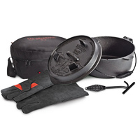 Campfire Pioneer 9QT Camp Oven Duo-Lid Pack