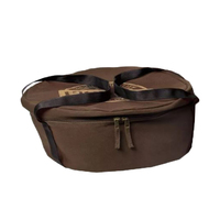 Campfire Pioneer Canvas Oval 10QT Camp Oven bag