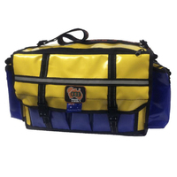 AOS PVC Contractor Tool Bag - Yellow/Blue