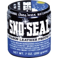 Sno-Seal All Season Leather Protection