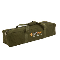 Oztrail Canvas Dome Pole Zippered Storage Bag image