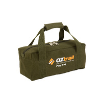 Oztrail Canvas Peg Bag image