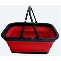 Supex Collapsible Shopping Basket