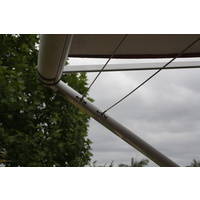 Supex Clothes Line Awning Length 9""