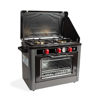 Companion Portable Outdoor Gas Oven & Cooktop
