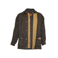 Burke and Wills Mens Darwin Jacket - Brown