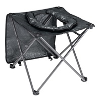 Oztrail Folding Toilet Chair image