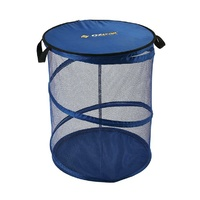 Oztrail Collapsible Storage Bin Blue image