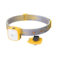 Oztrail Rechargeable 150L Headlamp Yellow