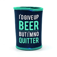 Oztrail Stubby Cooler - I'm No Quitter