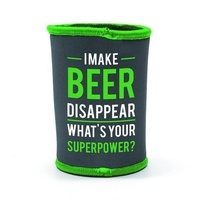 Oztrail Stubby Cooler - I Make Beer Disappear image