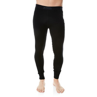 XTM Merino Unisex Plus Size Thermal Pants 230gsm Black [Size: 3XL] image