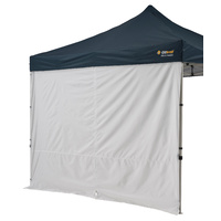 Oztrail Gazebo Solid Wall Centre Zip 3.0 image