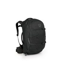 Osprey Farpoint 40  Mens Travel Pack Volcanic Grey