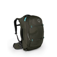 Osprey Fairview 40 Womens Travel Pack Misty Grey