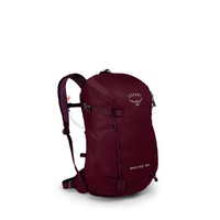 Osprey Skimmer 20 Womens Hydration Pack Plum Red