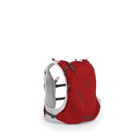 Osprey Duro 6 with Reservoir M/L- Phoenix Red image