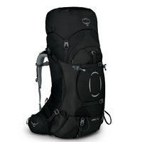 Osprey Ariel 55 Womens Backpacking - Black