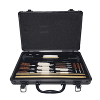 Outers 32 Piece Universal Aluminium Gun Care Kit