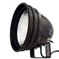 Powa Beam 145mm QH 100W Spotlight with Bracket
