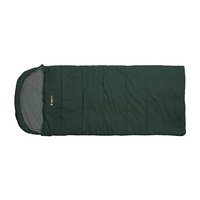 Oztrail Kakadu -5°C Sleeping Bag - Green