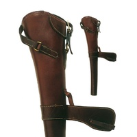 Ordnance Solid Leather River Rifle Scabbard image