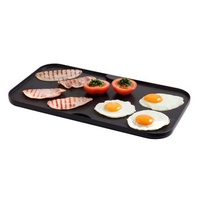 Gasmate Deluxe Double Sided Non-Stick Grill Plate image