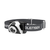 Ledlenser SEO 5 Headlamp - Grey